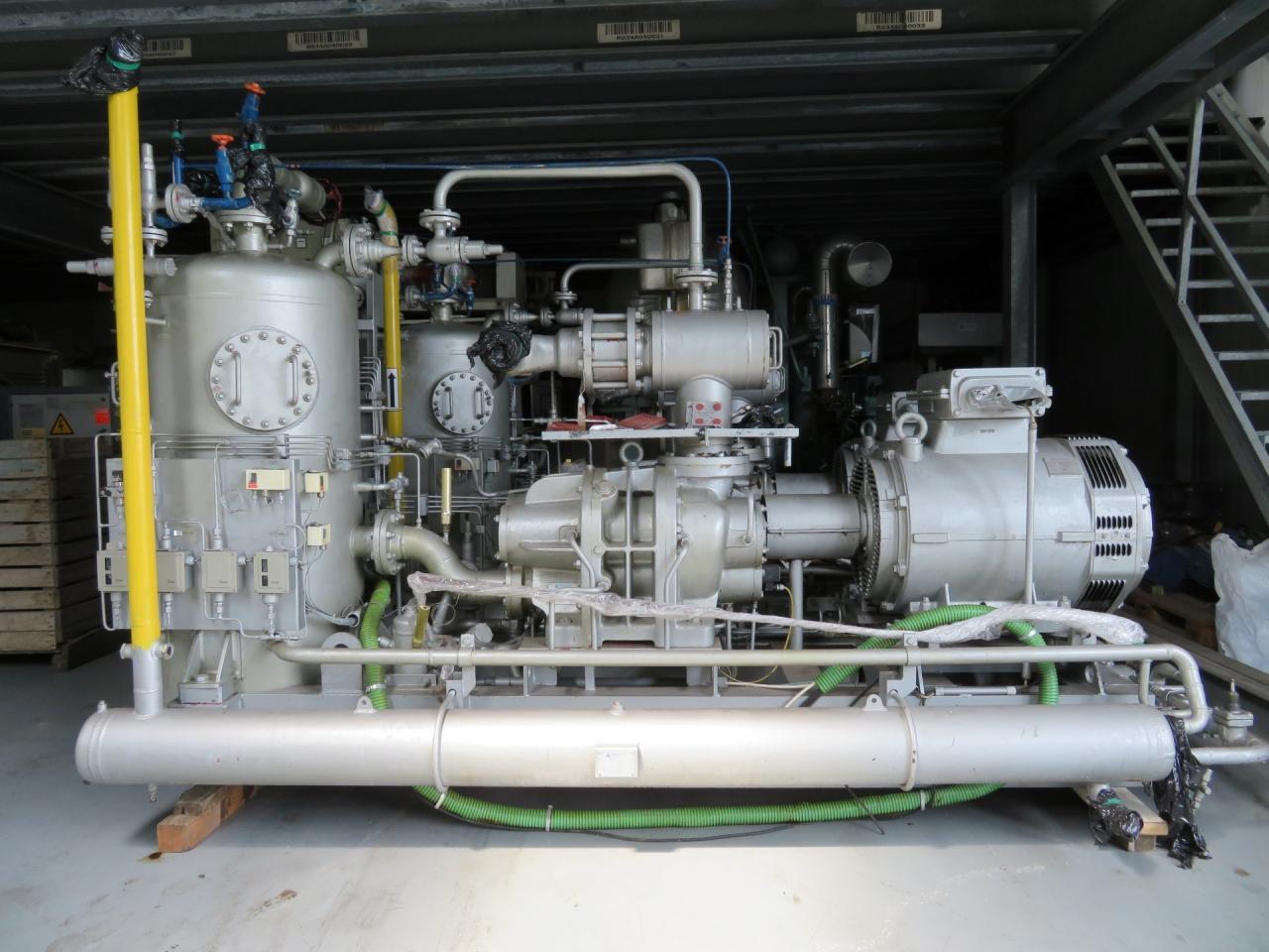 Screw Compressor unit GEA Grasso R-2 - HOS BV