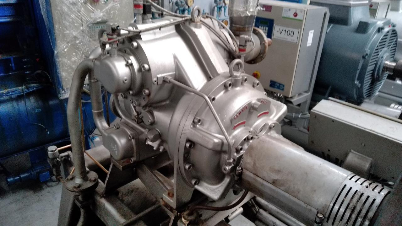 Compressor Unit Sabroe SAB 163 HF - HOS BV